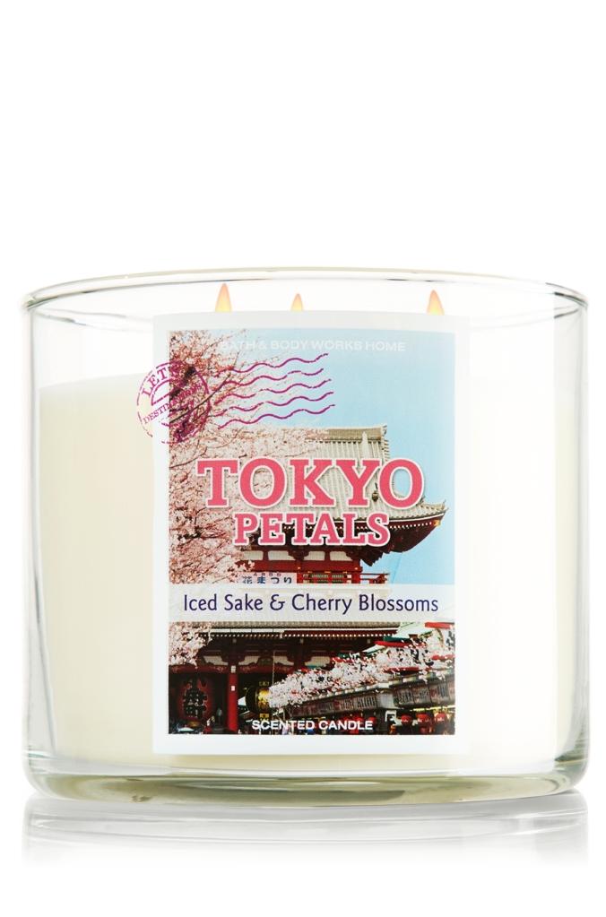 tokyo petals